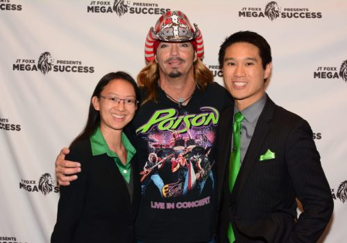 Brett Michaels Recording Artist Lead of POISON