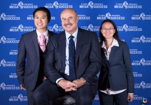 Dr. Phil TV Personality, Psychologist, and Author