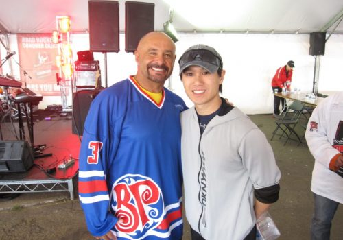 Grant Fuhr NHL Hall of Famer and Stanley Cup Champion