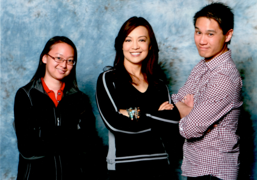 Ming-Na Wen Actor Star of Agents of SHIELD and Mulan