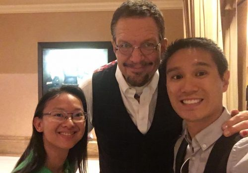 Penn Jillette Performer and Star of Fool Us