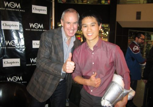 Ron MacLean CBC and Rogers Media Sportscaster