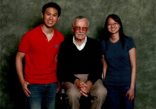 Stan Lee Founder and Creator of Marvel