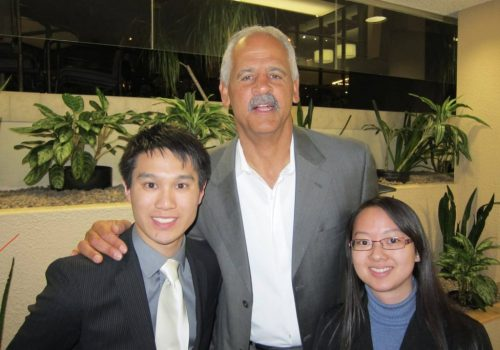 Stedman Graham Educator, Speaker and Partner of Oprah